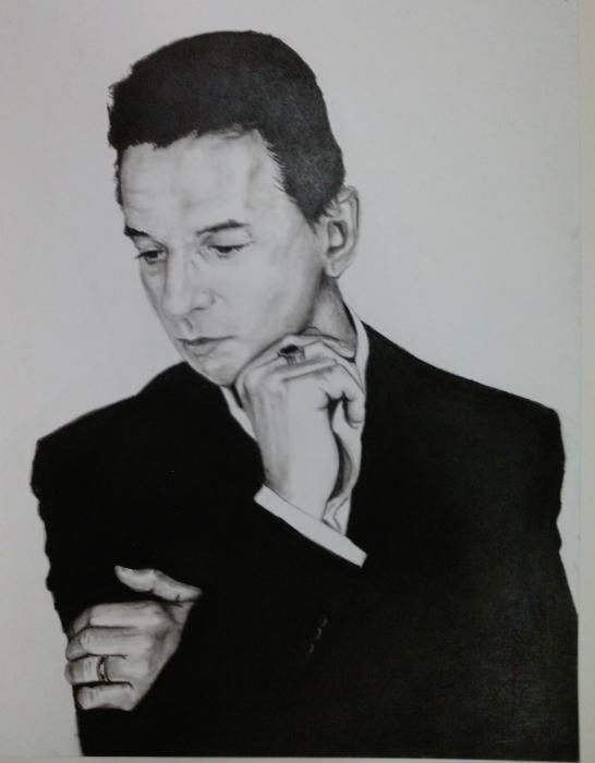 Dave Gahan by edwood.zero